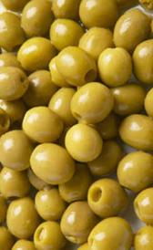 Aceitunas verdes sin hueso