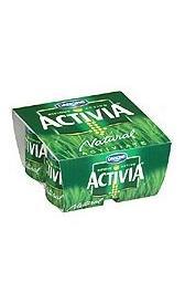 activia, alimento preteneciente a la categoría de los yogures y leches fermentadas