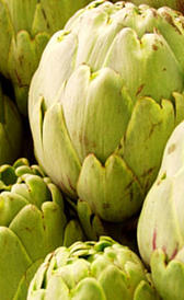 carbohidratos de la alcachofa