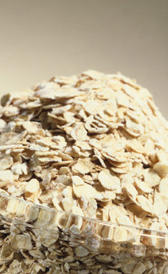 avena, alimento rico en vitamina B5 y vitamina B1