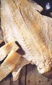 bacalao salado, alimento rico en zinc y vitamina B12