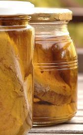 bonito en aceite de soja, alimento rico en fósforo y vitamina E
