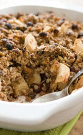 Cereales de desayuno con base de trigo y chocolate