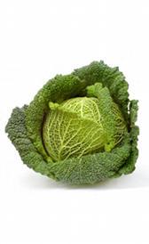 col, alimento preteneciente a la categoría de los verduras frescas