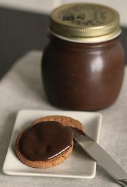 crema de cacao y avellanas, alimento rico en potasio y calcio
