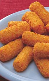 Croquetas de pollo congeladas