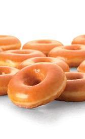 donuts, alimento rico en yodo y fibra