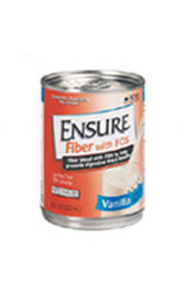 nutrientes del ensure fibra