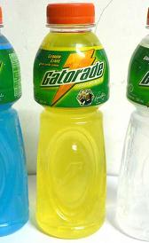 informacion nutricional de bebidas isotonicas