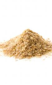 germen de trigo, alimento rico en carbohidratos y hierro