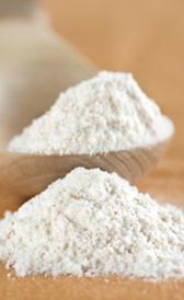harina de trigo, alimento rico en vitamina K y proteínas