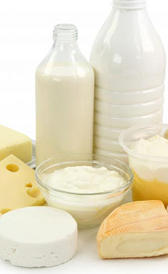 lácteos y derivados de la leche