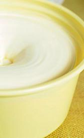 margarina con esteroles, alimento rico en vitamina A y calorías