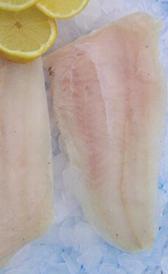 merluza congelada, alimento preteneciente a la categoría de los pescados congelados