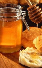 miel, alimento rico en grasa