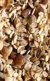 muesli, alimento rico en vitamina B5 y vitamina E