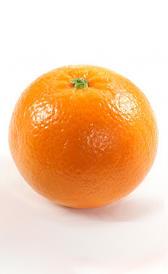 minerales de la naranja