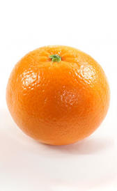 carbohidratos de la naranja