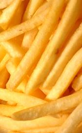 Patatas prefritas congeladas