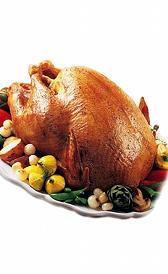 pavo, alimento preteneciente a la categoría de los carne de aves