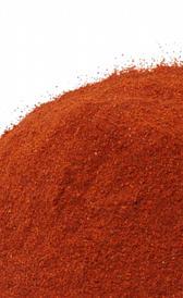 pimentón, alimento rico en carbohidratos y potasio