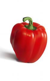 pimiento rojo, alimento rico en vitamina A
