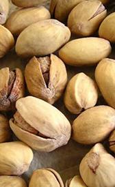 pistacho tostado salado, alimento rico en calcio y vitamina B9
