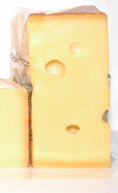 queso emmental, alimento rico en calcio