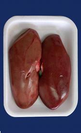 riñones de cerdo, alimento rico en vitamina C y zinc