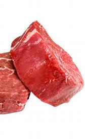 solomillo de ternera, alimento rico en hierro y vitamina B3