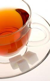 té, alimento rico en yodo y hierro